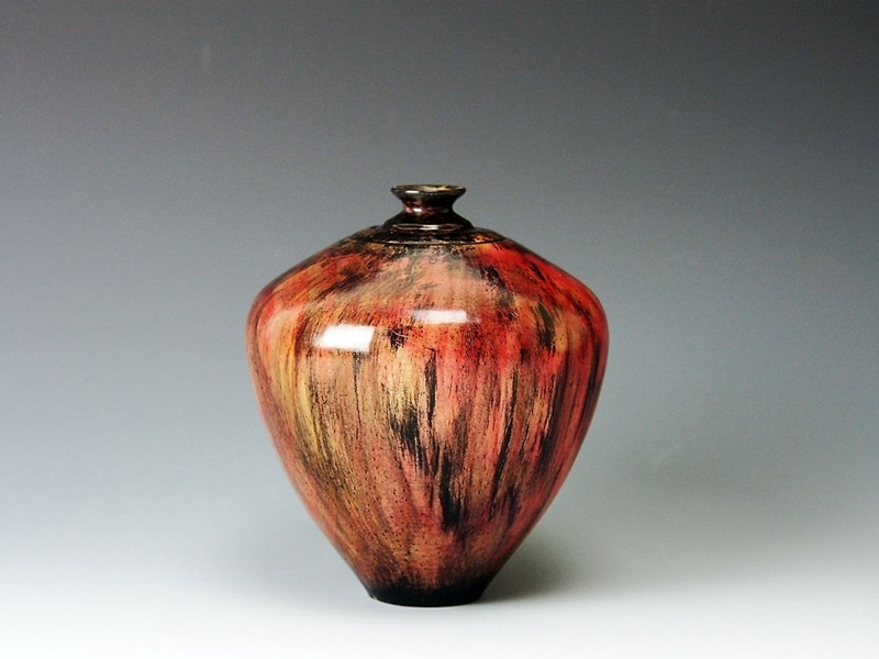 Pretty in Pink: Maple Hollow Form, Narrow Neck