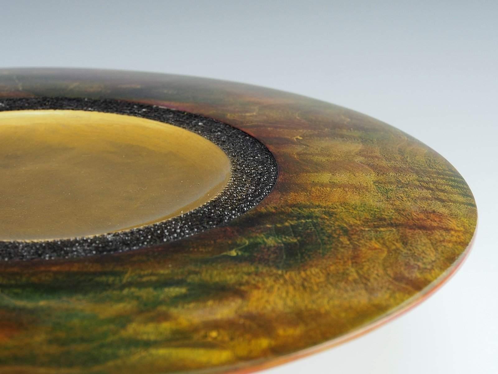 """Maple Platter: 16"""" diameter"""
