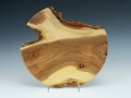 Elm Platter: Natural Edge